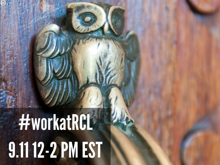 #workatrcl 3 owl